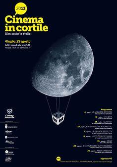 Cinema in Cortile 2013 - Opera Universitaria di Trento