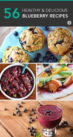 Did we mention that they taste amazing? #healthy #recipes #berries #greatist