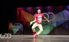 'So You Think You Can Dance' winner 'Fik-Shun' impresses the judges with his incredible dance moves at the 2014 World Dance Tour competition in Las Vegas!