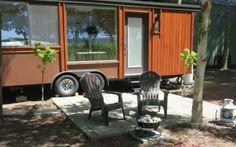 Escape Vista Tiny House Vacation in Oregon 006