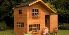 double story Shed - Google Search