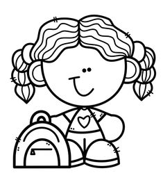 Colouring Pages, Coloring Sheets, Space Party, Clipart Black And White, Outline, Have Fun, Clip Art, Animation, Teaching