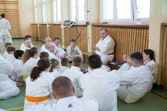 Senpai Robert Kwiecień o historii Karate
