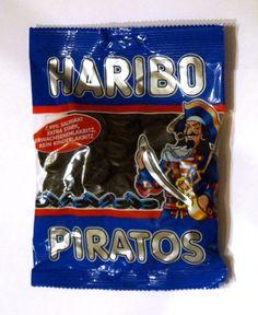 Haribo Piratos. Absolute Favorite.