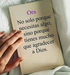 Gods Love Quotes, Quotes About God, Faith Quotes, Bible Quotes, Spanish Inspirational Quotes, Inspirational Prayers, Spanish Quotes, Blessing Words, Biblical Verses