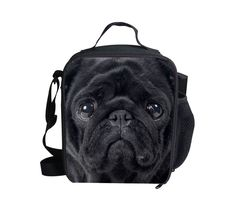 animal dog design style thermal cute lunch box bag for kids children boys girls  #whosepet