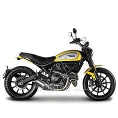 Miniatura Ducati Scrambler - Maisto 1:18 - Machine Cult | Loja online especializada em camisetas, miniaturas, quadros, placas e decoração temática de carros, motos e bikes