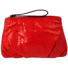 ZAGLIANI clutch bag found on Polyvore