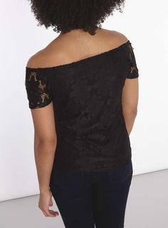 d486cf0af2a07 8 Best Black bardot dress images