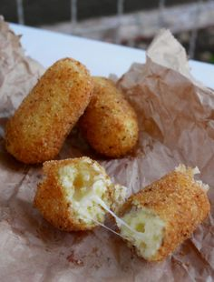 Potato croquettes from the heart racy | Mastercheffa