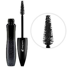 Lancôme - Hypnôse Star Mascara  Buildable, nice separation, good look for day, need a couple coats for a dramatic look
