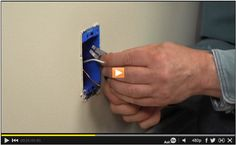 #Video: When working with electrical, you will run into a situation where someone didn't leave enough slack inside the electrical box. Here's what to do: http://www.familyhandyman.com/video/v/72374639/dealing-with-electrical-wires-that-are-too-short.htm