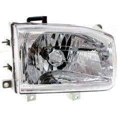 1999-2004 Nissan Pathfinder Head Light RH, Assembly