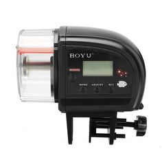 BOYU ZW-66 LED Fish Food Feeder Aquarium Automatic Timer For Fish Tank