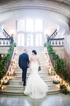 Armour House Wedding