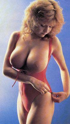 Vintage c shaped tits
