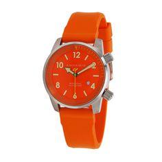 Octopuz Watch Unisex Orange