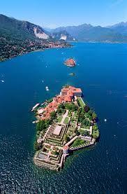 lago di maggiore -  Northern Italy on the boarder of Swizerland