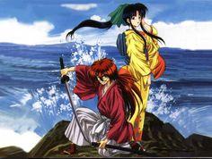 Cool, Kenshin & Kaoru
