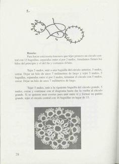 Gallery.ru / Фото #1 - Manual_de_Frivolite - mula Tatting Lace, Tatting Patterns, Projects, Manual, Gallery, Needle Tatting Patterns, Knots, Journals, Libros