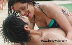 Nushrat Bharucha hot bikini