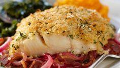 Thyme-Crusted Alaska Black Cod | Wild Alaska Seafood