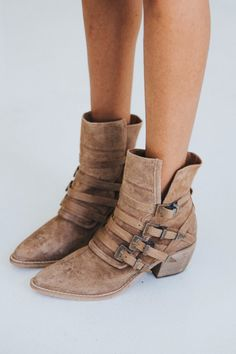 Mason Western Boot by Free People – cladandcloth