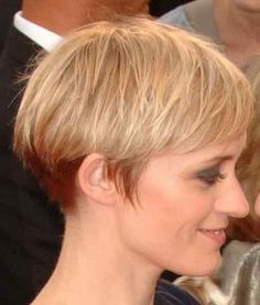 Wedge haircut pictures