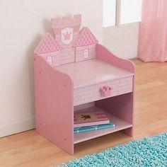 KidKraft Princess Castle Toddler Side Table