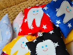 www.saffroncrafts.co.uk   These are such gorgeous tooth fairy pillows available on my website!