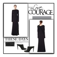 """""""svmoscow  1"""" by dzenyy ❤ liked on Polyvore featuring Ann Demeulemeester, Haider Ackermann and svmoscow"""