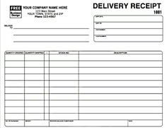 acknowledgement of payment receipt the proper receipt format for