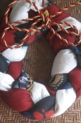 Hang an Appalachian Holiday Wreath!