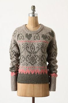 no such thing as too many knits