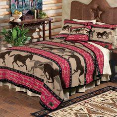 girls western bedrooms