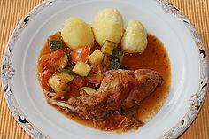 Spanisches Kaninchen, ein beliebtes Rezept aus der Kategorie Spanien. Bewertungen: 29. Durchschnitt: Ø 4,1.