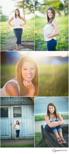 d-Squared Designs St. Louis Missouri Senior Photography. Senior girl photography. Senior session. Posing a girl.