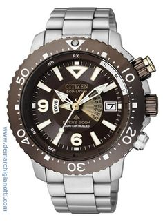 Citizen Promaster Diver's Radiocontrollato   Eco Drive by2000-55w  www.demarchigianotti.com