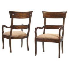 Smithsonian Legacy Arm Chair I (Set of 2)