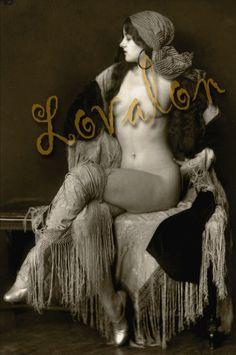 Walker recommend best of 1920 nude vintage