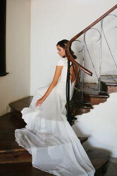 Cinco tocados, cinco novias: Martina Dorta - My Valentine