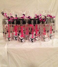 Christmas gifts for dance team