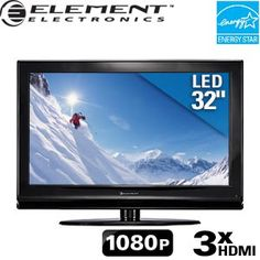 "flatscreen tv at Costco: Element 32"" $250"