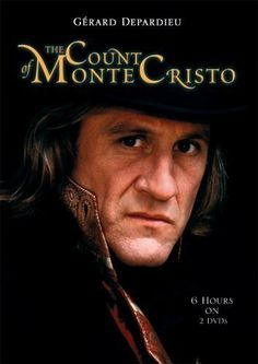 The Count of Monte Cristo in French! Such a good TV movie series.