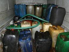 Doi barbati sunt cercetati intr-un caz in care se ancheteaza disparitia unei cantitati de peste 1.000 de litri de motorina de la bordul unei ambarcatiuni ancorate in portul Galati.