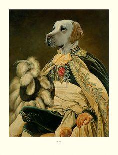 • Artistry International, Inc. •  Thierry Poncelet | The Duke | Detail | Rosenstiel's