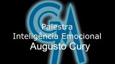 Palestra Augusto Cury no Teatro Adamastor Colégio Marconi