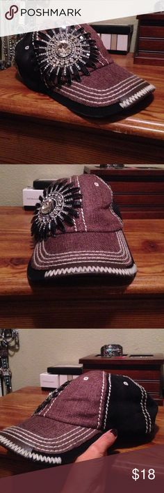 Bling-Bling Hat Brand new never worn bling hat Accessories Hats