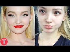 OMG! 10 Disney Channel Stars Without Makeup - YouTube