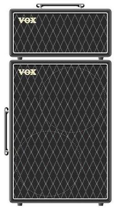 Vox P15SMR Limited Edition Guitar Amplifier 15-Watt Mini Stack
